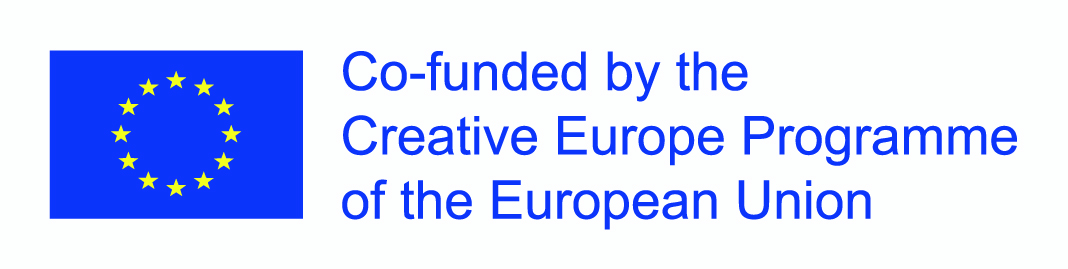 EU - co-funded by Creative Europe