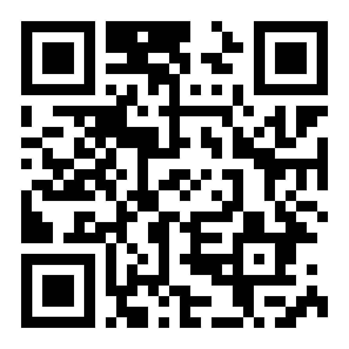 QR kode til Taler til et sted
