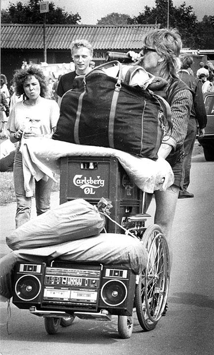 Roskilde Festival 1980'erne