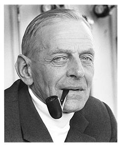 Stationsleder Einar Arboe-Rasmussen