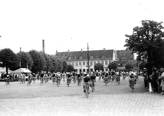 Stjerneløbet 1942 på Hestetorvet