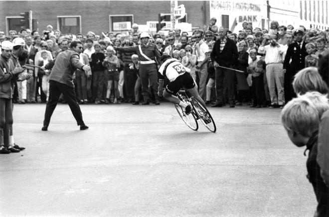 Stjerneløbet 1969, cykelrytter Flemming Stensbech