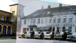 Roskilde Station før og nu