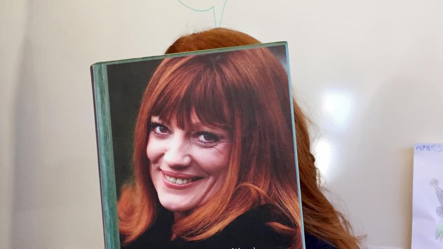 Bookface Kirsten Walther