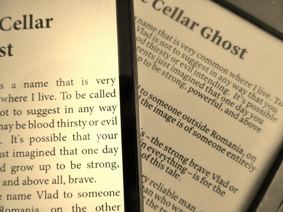 Ebøger på iPad