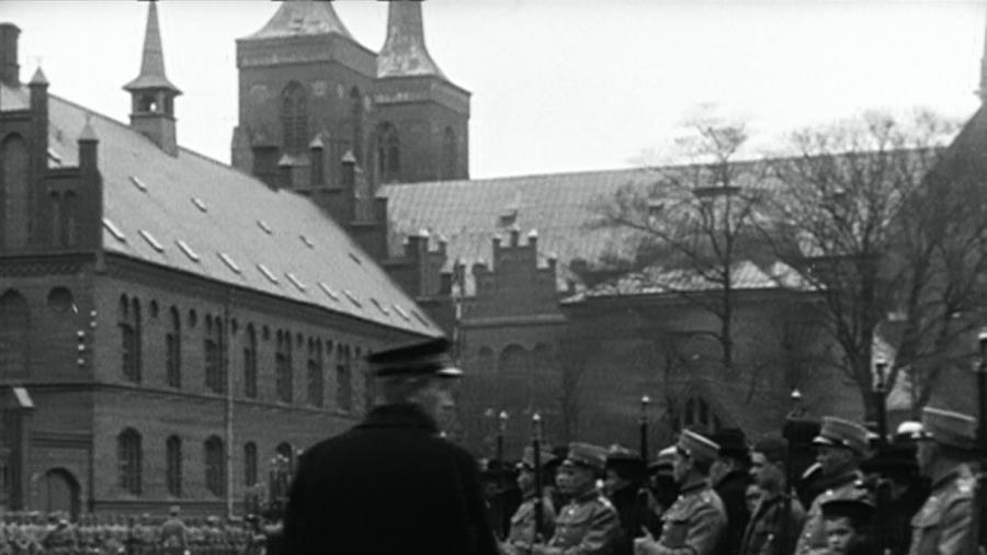 Roskilde 1918