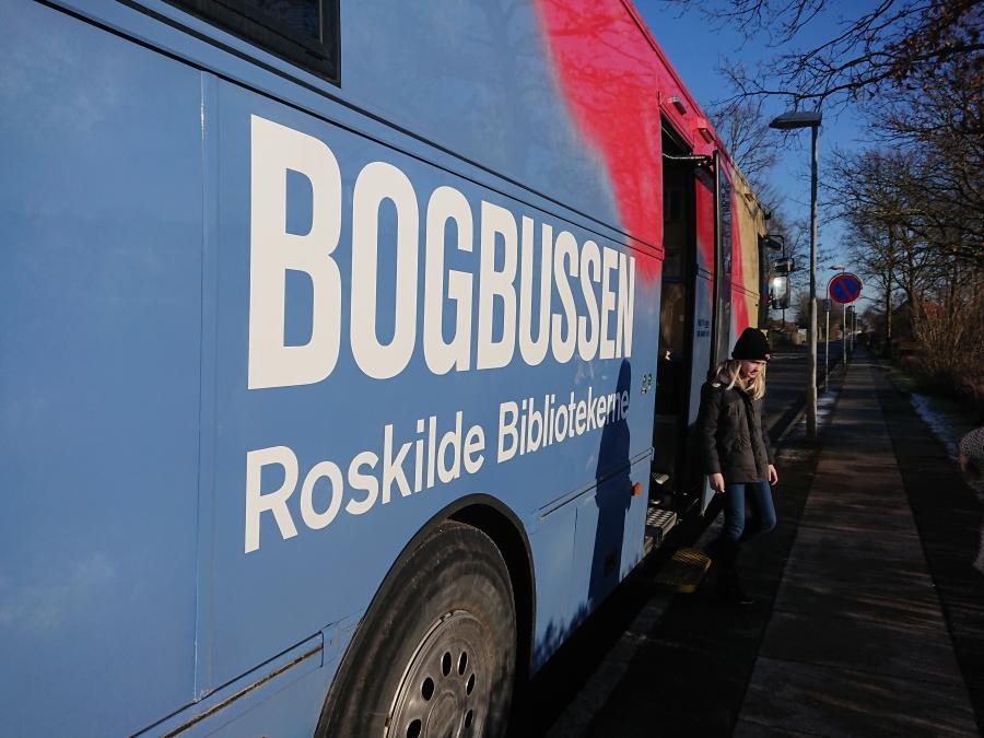 Bogbussen