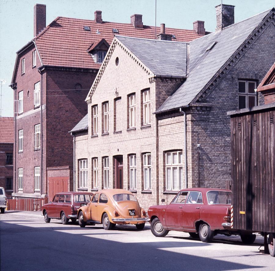 Absalonsgade 10. Fot. Mogens Suhr Andersen
