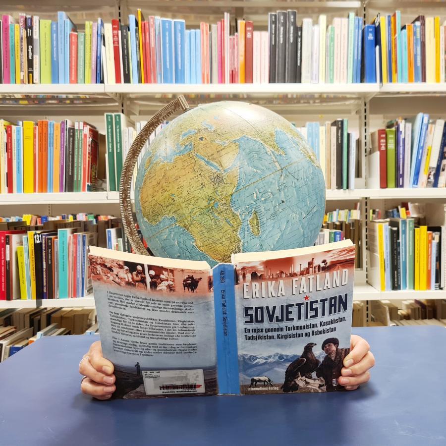 Litteratur til den bogrejsende