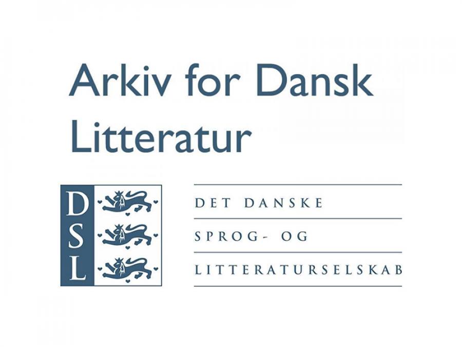 Arkiv for Dansk Litteratur logo