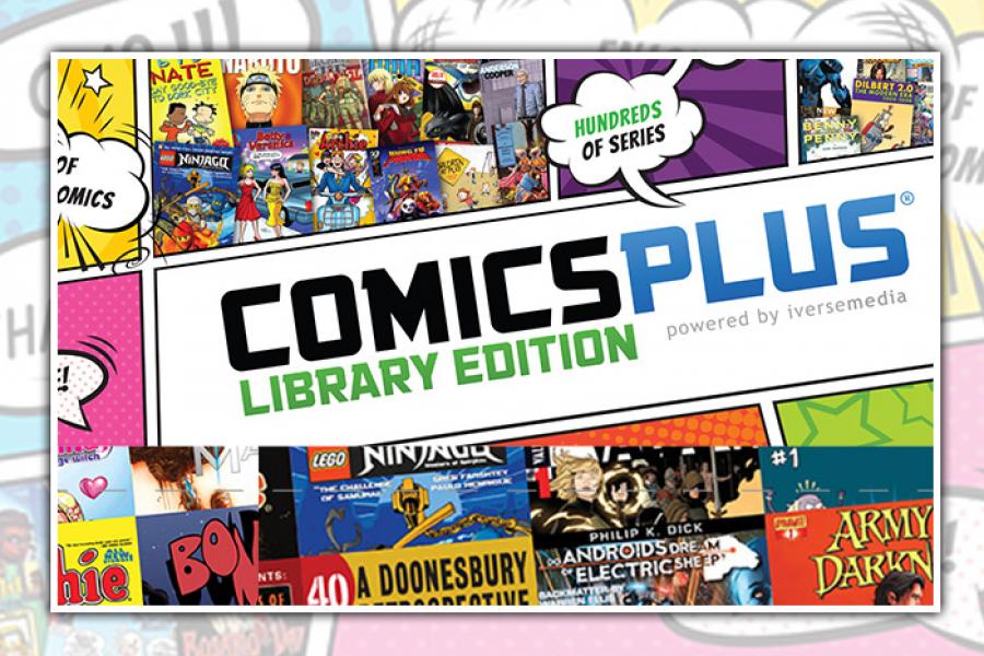 Comics Plus Illustration