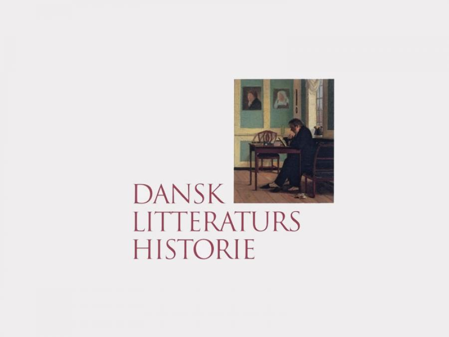 Dansk Litteraturs Historie logo