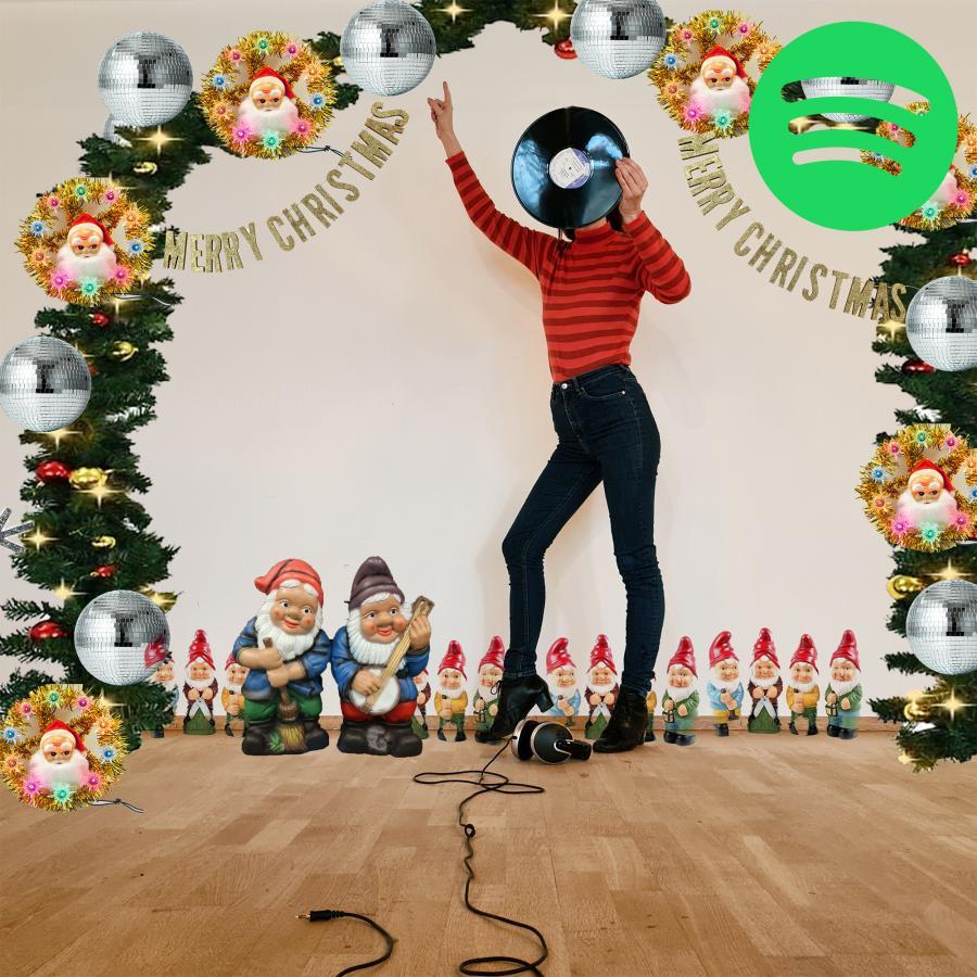 Musik der sætter gang i julefrokosten