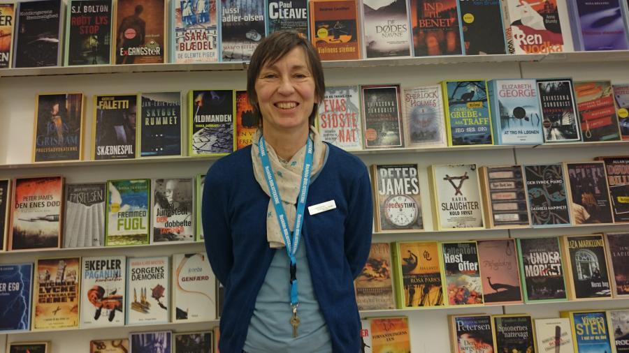Billede af bibliotekar