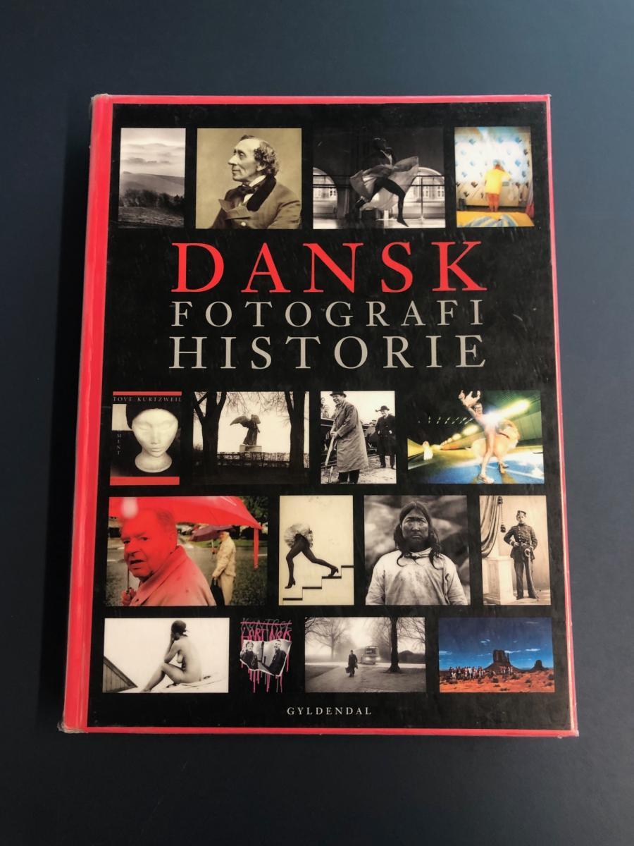 Forside: Dansk Fotohistorie