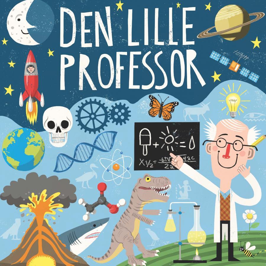 Bøger til den lille professor