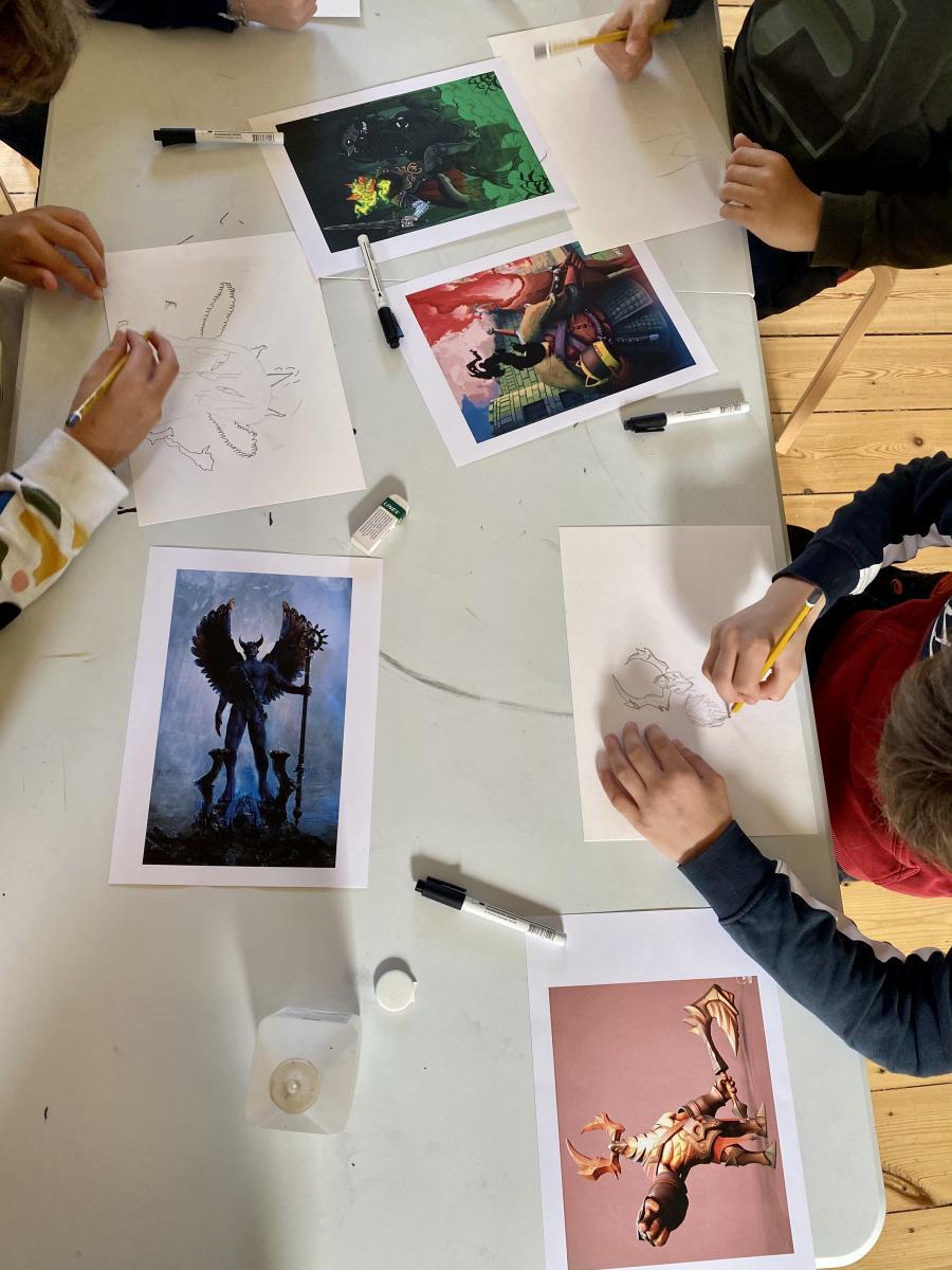 Workshop med Jan Kjær