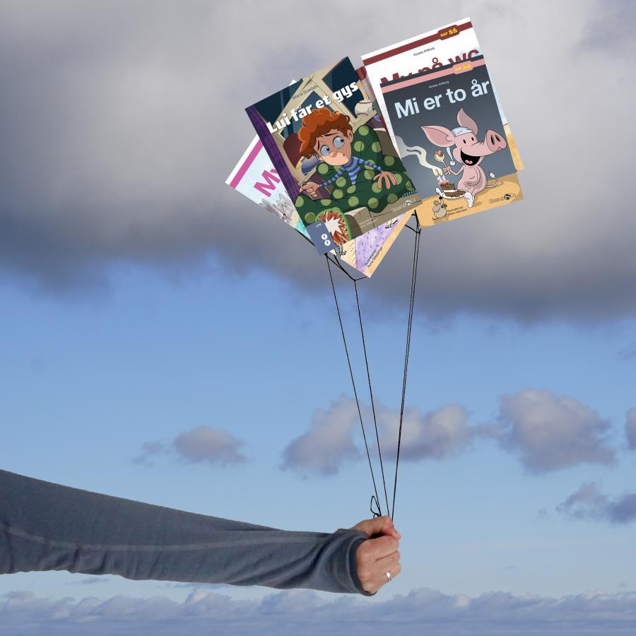Lette bøger til børn