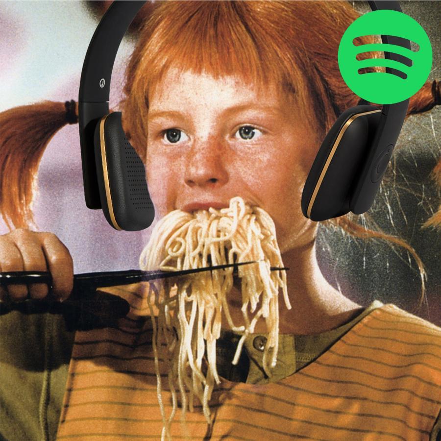 Lyt til Pippis playliste